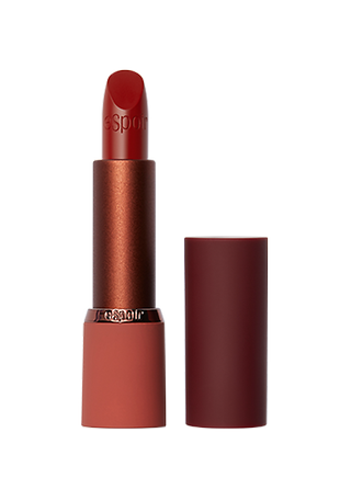 NO WEAR GENTLE MATTE # RED MEETS CAFE