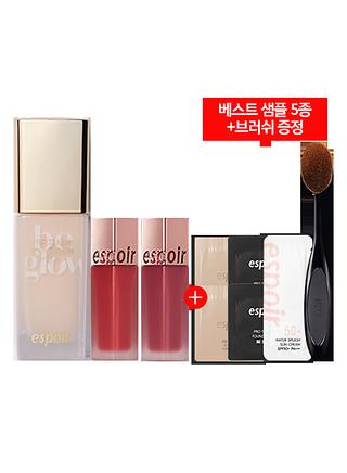 [마켓] 비글로우 파운데이션+꾸뛰르 립틴트 벨벳 SET